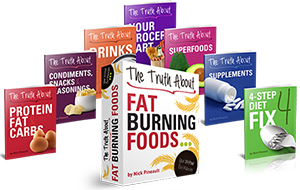 Truth About Fat Burning Foods