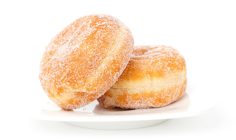 Image of donuts made with trans fats